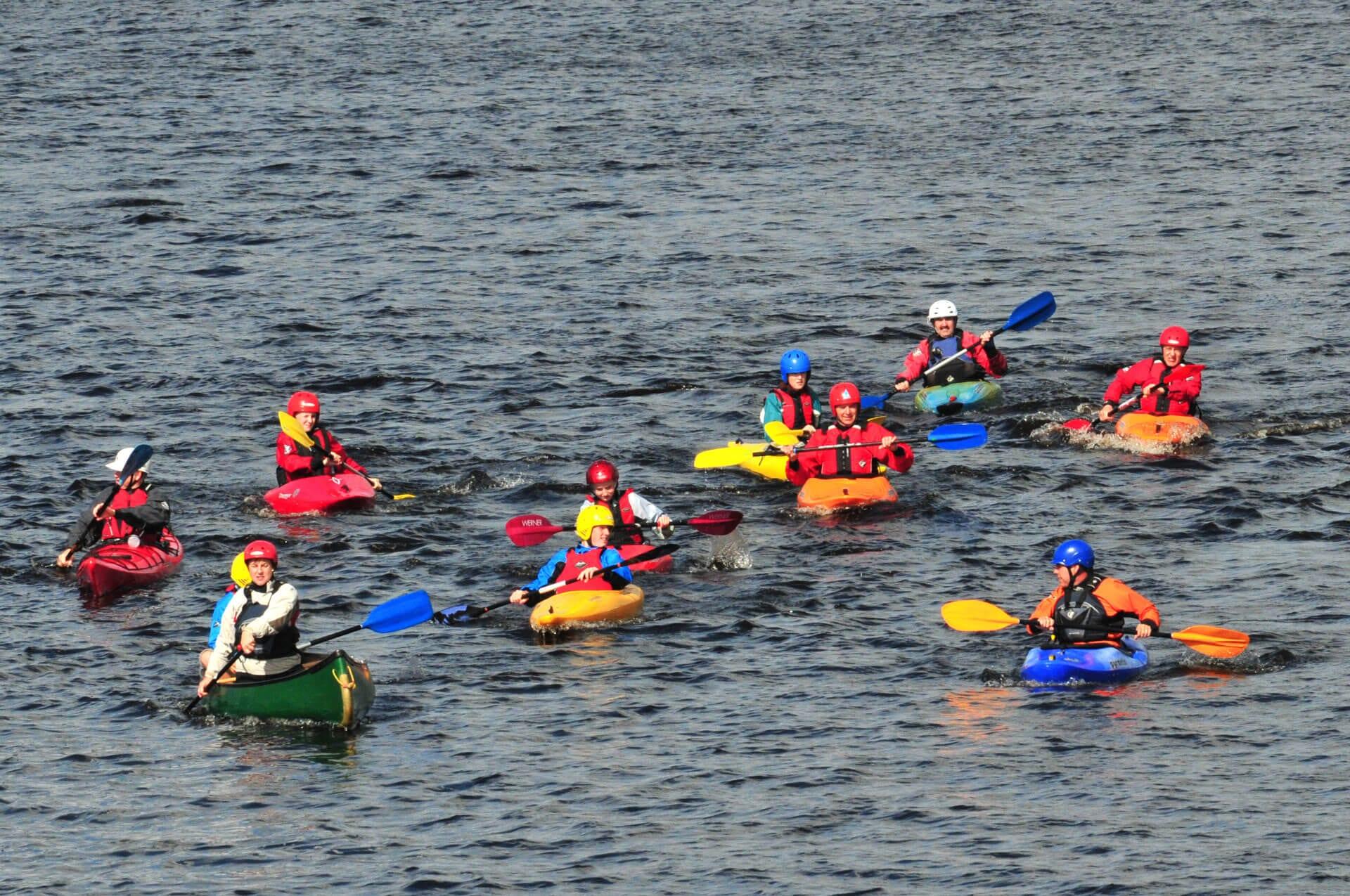 Canoeing Amp Kayaking Tees Barrage International White Water